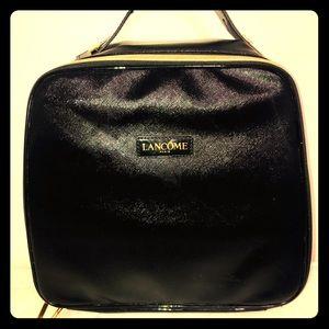 Lancôme rectangular train bag